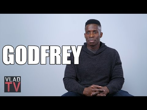 Godfrey on Why He Thinks Racism Helps the Adult Film Industry (Part 4)