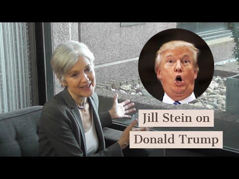 Jill Stein on Trump, Bernie and Climate Change