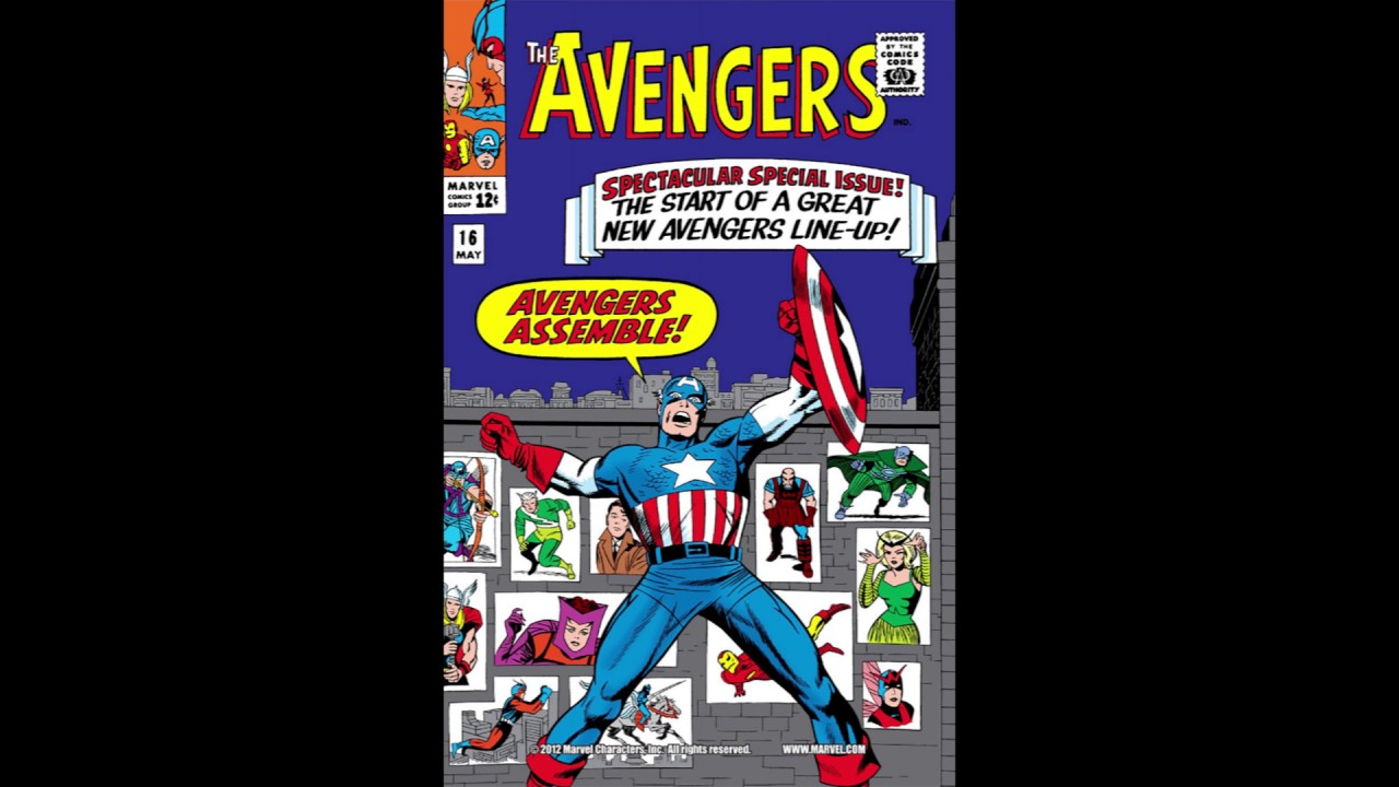 Image result for The Old Order Changeth avengers