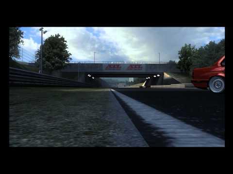 LFS / Bmw e30 325i / Trailer v2