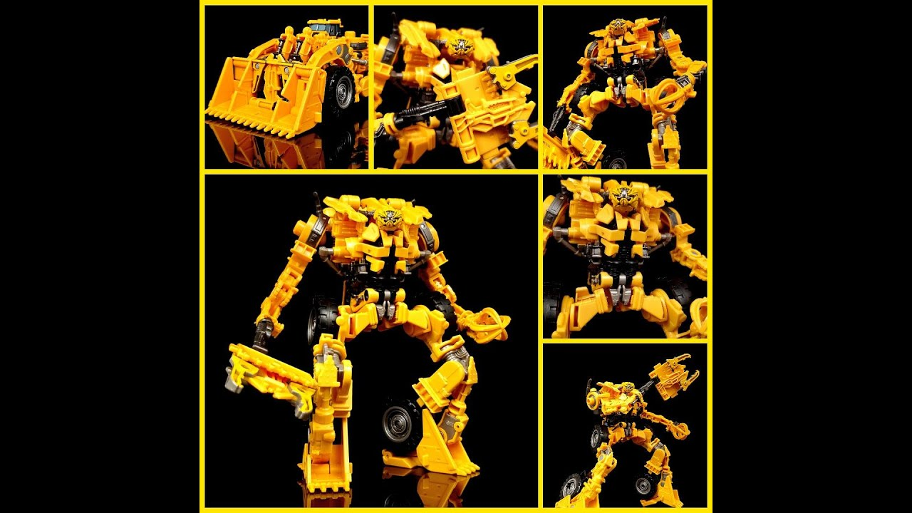 Studio Series Scrapper Review! by Deluxe Baldwin