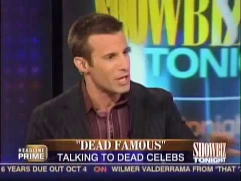 Chris Fleming from Dead Famous on Showbiz Tonight (2006)