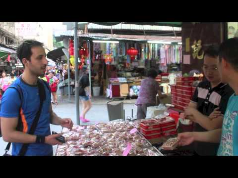 Macau & The Moon Cake Hunt