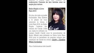 Nuevas noticias sobre Candy Candy y su autora Nagita