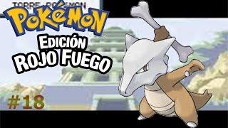 Pokemon Rojo Fuego capítulo 18 El misterio de los Ghost resuelto