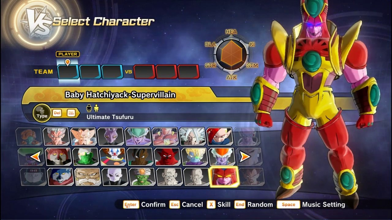 Dragon Ball Xenoverse 2 - What if Characters DLC Ideas