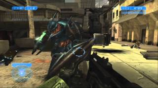 Halo 2 Campaign: Mission 2 Walkthrough Gameplay FULL HD