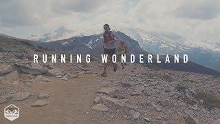Running Wonderland - Mt. Rainier National Park Wonderland Trail