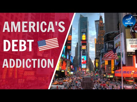America's Debt Problem: How the Richest Nation Became the Most Indebted?