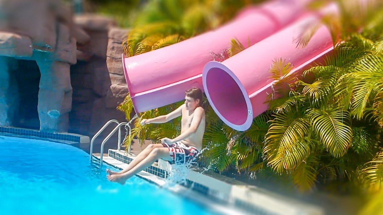 Adventure Island Tampa: Adventure Island Tampa - Hydra Tubes