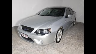 (SOLD) Automatic Ford Falcon BF Mk II XR6 Sedan 2007 Review