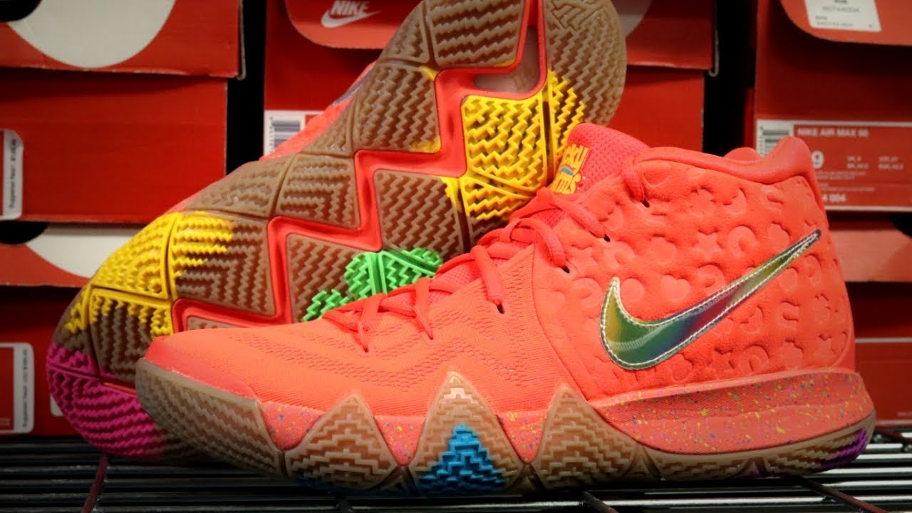 first rate 00bde 67821 NIKE KYRIE 4