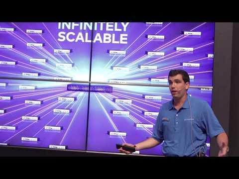 DigitalMedia™ NVX Series Network AV Solution at InfoComm 2017