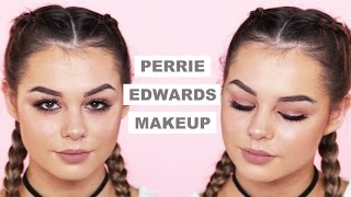 PERRIE EDWARDS Shout Out To My Ex LITTLE MIX Makeup Tutorial | Jordan Lipscombe