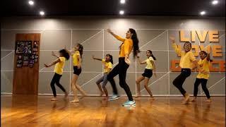 #trending song VODKA LAGA KE  TERE NAAL NACHNA  BADSHAH  KIDS DANCE  HIP HOP RITU'S DANCE STUDIO