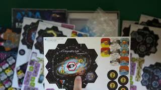 [27-8 XIA-Embers] Распаковка дополнения XIA: Embers of a Forsaken Star