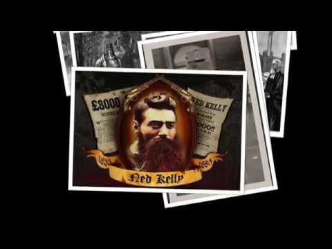 Ned Kelly Tribute Song Video