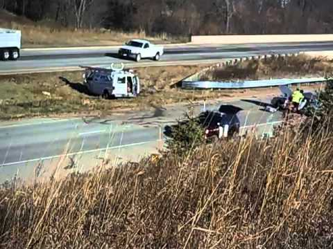 fatal accident on US-212 this morning in Chaska, Minnesota