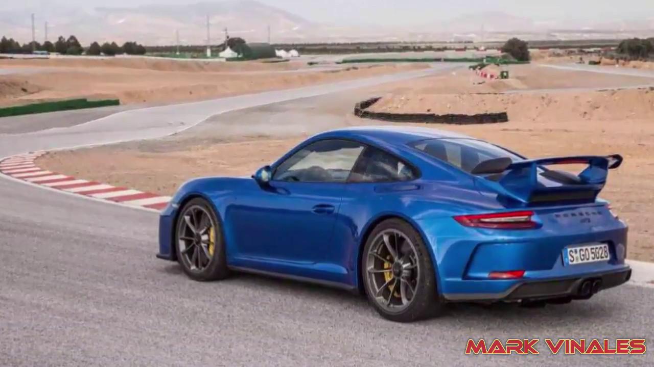Porsche 911 gt3 rs review 2017 autocar - 2018 Sapphire Blue Porsche 911 Gt3 Review