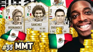 THE MEXICAN DUO ARRIVE! SPENDING 3 MILLION COINS💲💲💹  S2- MMT #55