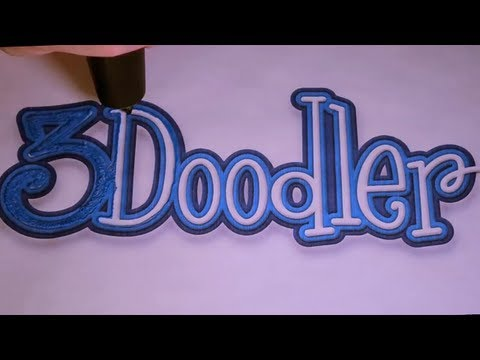 3Doodler – The First Ever 3D Printing Pen