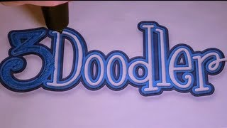 3Doodler Kickstarter Video - The World's First 3D Printing Pen (Official)