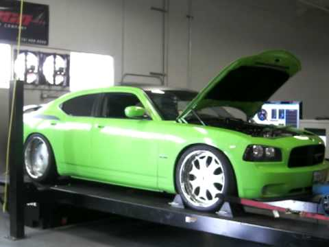 Techo Dyno Day: Sublime Charger Run