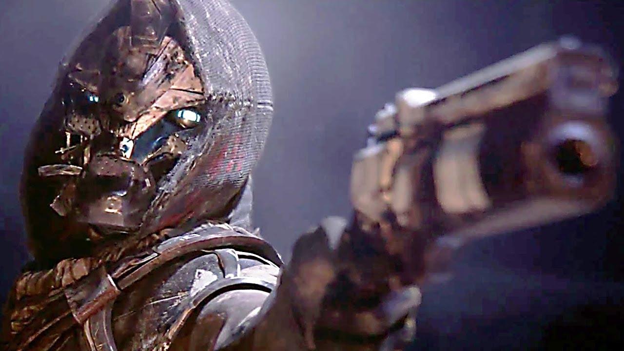 35470a6ca75 Destiny 2 Forsaken - Cayde-6 Last Stand Cinematic Trailer (2018 ...