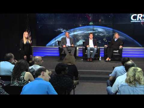 SpaceX International Space Station Pre Launch Briefing from NASA's Kennedy Space Center