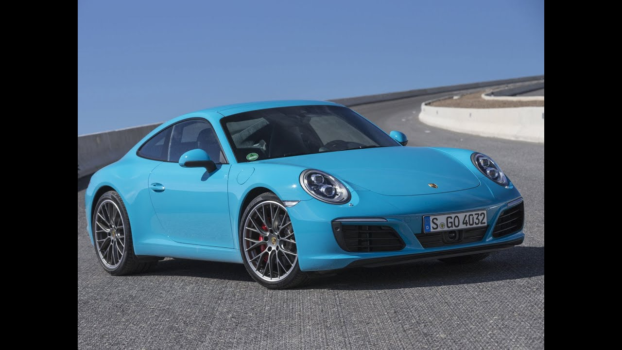 essai porsche 911 carrera s 2015 youtube