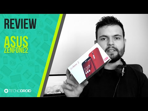 REVIEW DO ASUS ZENFONE 2 [4GB RAM/32GB] - O rei do custo-benefício!