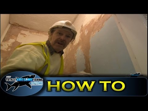 how to repair a wall with artex youtube. Black Bedroom Furniture Sets. Home Design Ideas
