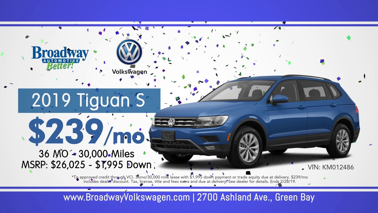 Broadway Volkswagen