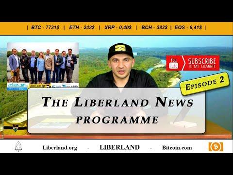 Program Informacyjny Liberland - The Free Republic Of Liberland News Programme - Episode 2