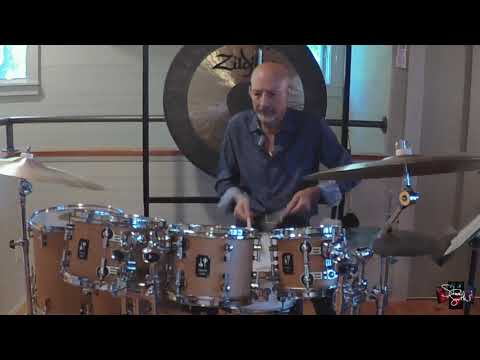 Steve Smith: Working With Wilcoxon  Part Two - Paradiddle Johnnie at Four Tempos