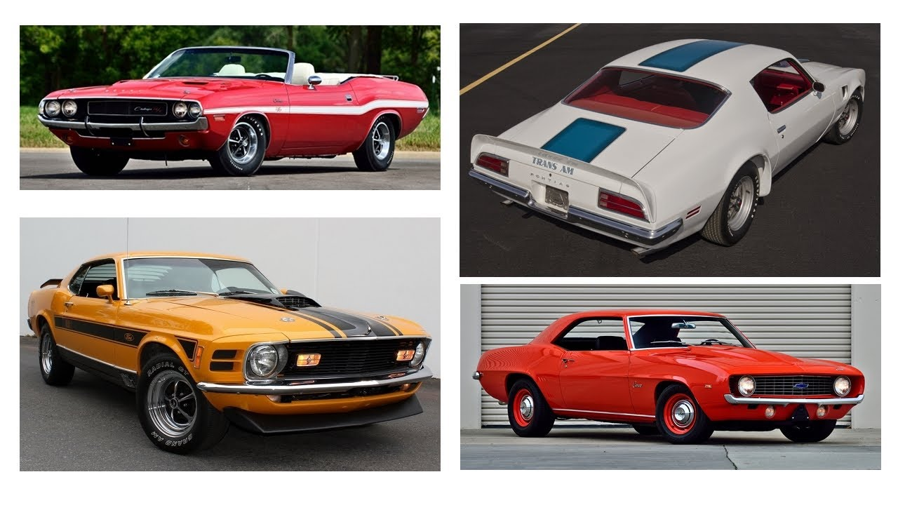 5 fantastic muscle cars for under $5,000 - youtube