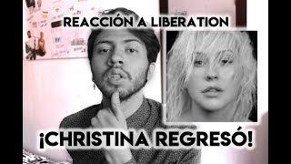 Baixar REACCIÓN A LIBERATION (ALBUM) - CHRISTINA AGUILERA | Niculos M