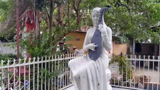 Chùa Nghệ Sĩ, Gò Vấp,Sài Gòn, chiều 23, tháng Giêng, Đinh Dậu