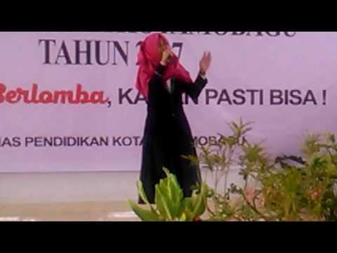 lagu indonesia jaya fls2n smp 2017