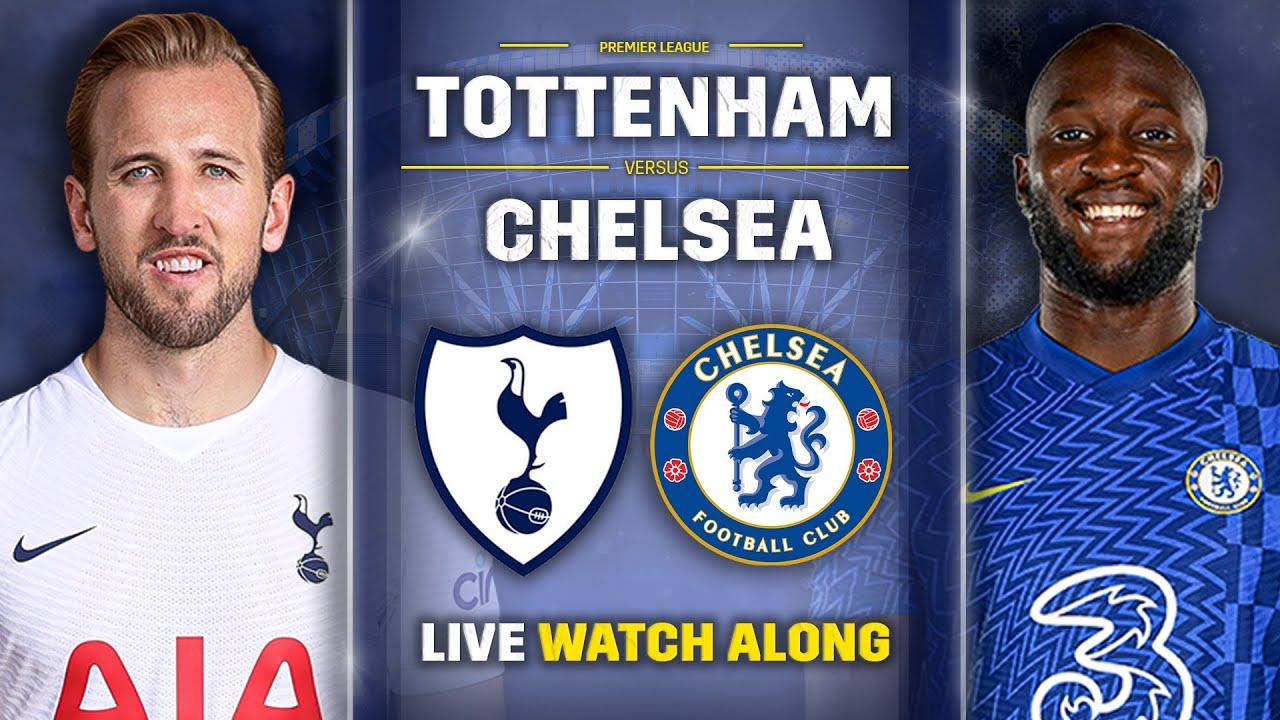 Download Tottenham Vs Chelsea • Premier League [LIVE WATCH ALONG]