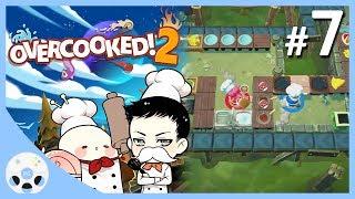 ร้านอาหารมาตรฐานต่ำ - Overcooked 2 #7