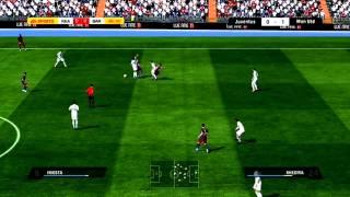 Fifa 11 jogo emocionante decidido no final : comentado (PT-BR)
