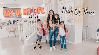 GET IT ALL DONE WITH ME // SHOP, COOK, CLEAN // DAY IN THE LIFE OF A YOUNG MOM OF 3