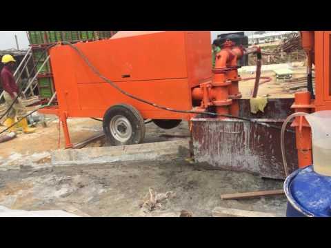 GM2000 Foam Concrete Mixer Machine