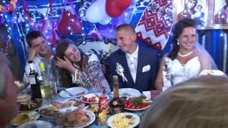 КОЛОМИЙКИ ІЛЬНИК ВЕСЕЛО / ВЕСІЛЛЯ / ШАЛАШ / KOLOMIYKI ILLNIK VESELO / MARIAGE /  Ukrainian WEDDING