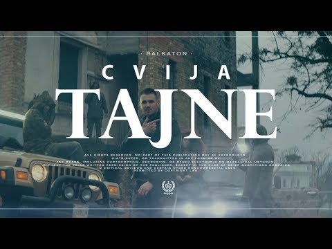Cvija - Tajne (Official Video)