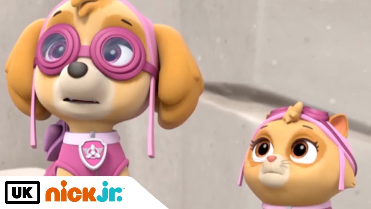 Download Paw Patrol   Pups Save a Flying Kitty   Nick Jr. UK