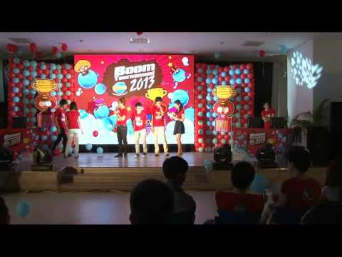 Chung kết Boom Tournament 2013
