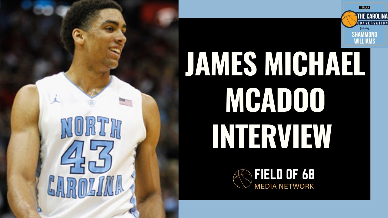 Video: Shammond Williams Chats With James Michael McAdoo