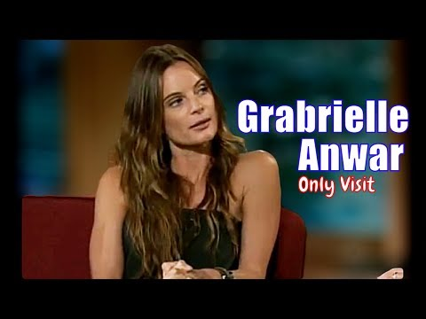 Gabrielle Anwar - Disagrees With Craig - Only Appearance [360p]